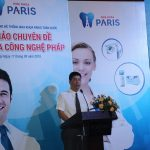 The overview of French-technology dental workshop in Vietnam