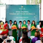 The opening of Dong A in Nghe An and Ho Chi Minh City