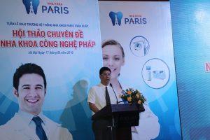 Toàn cảnh sự kiện Hội thảo Nha khoa công nghệ Pháp tại Việt Nam
