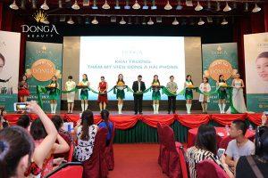 TMV Đông Á khai trương sơ sở 4 tại 75 Bà Triệu Hải Phòng
