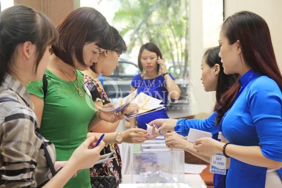 Toàn cảnh Hội thảo Công nghệ Thẩm mỹ Hoa Kỳ 2014 TMV Đông Á