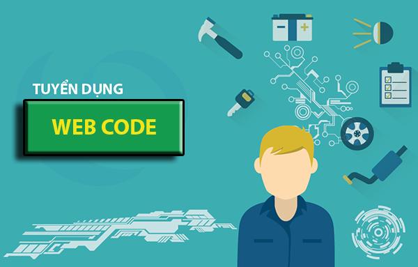 Nhân Viên Code (Lập Trình Website)
